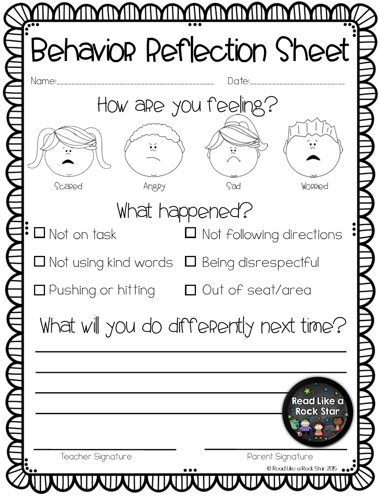How I Create And Maintain A Positive Classroom Culture For