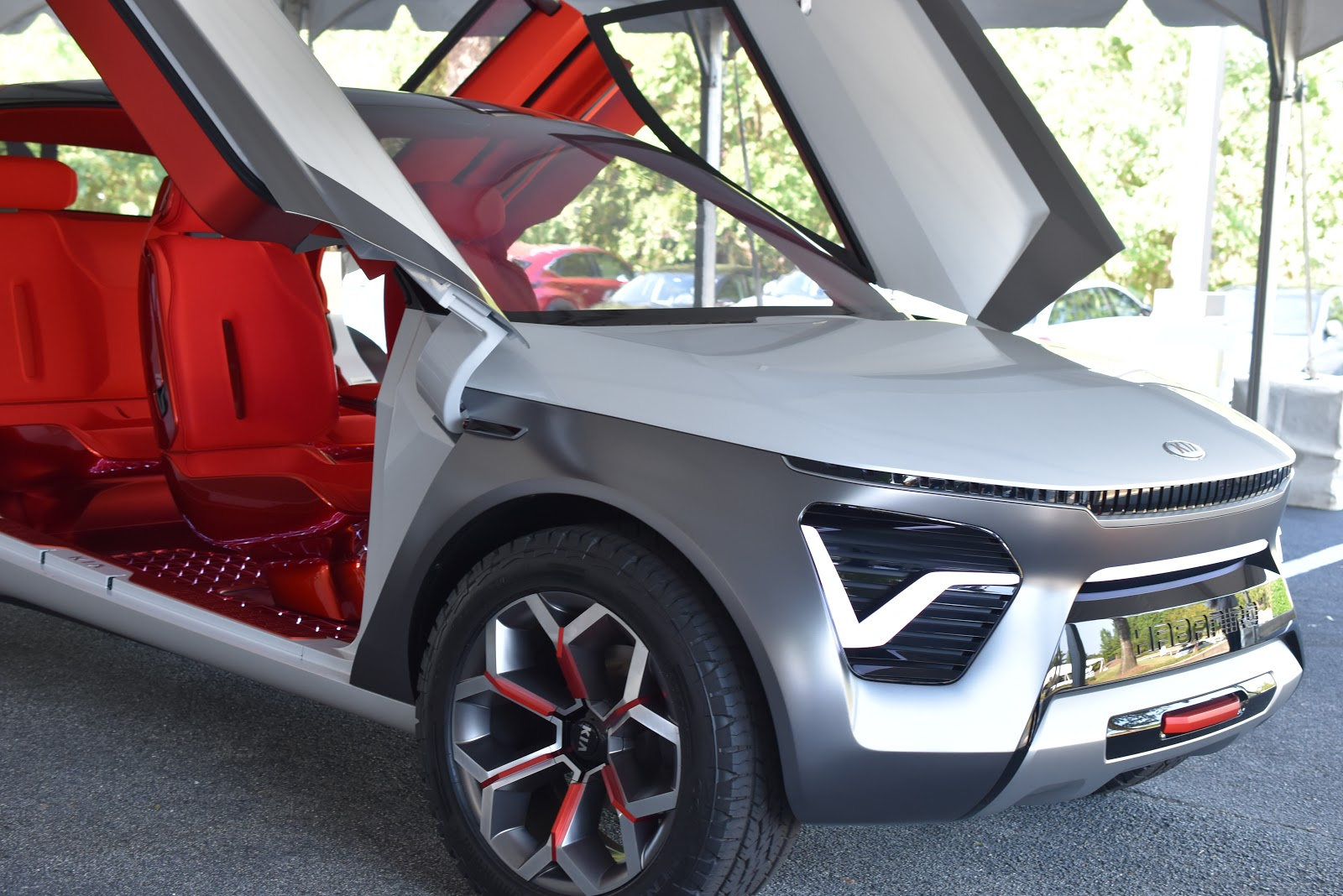 Kia's HabaNiro Car