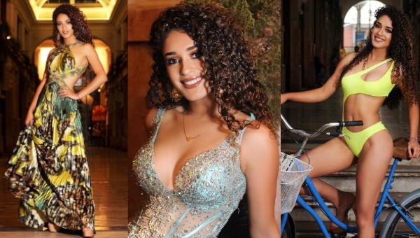 Fátima Rivas es Miss Tourism Perú 2021
