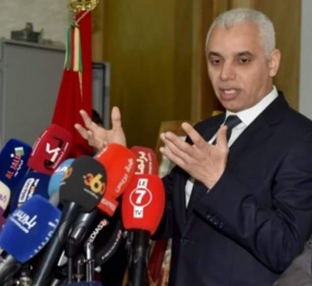 وزير الصحة : المغرب لم يصل بعد إلى الحالة الوبائية وأناشد المغاربة الابتعاد عن الاحباط
