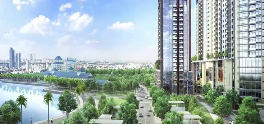 Dự án chung cư Sun Group Quảng An