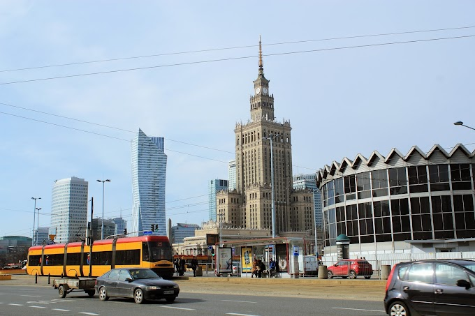 Weekend getaway - Warsaw photo diary