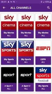 تحميل تطبيق BIG TV.apk لمشاهدة القنوات المشفرة الفضائية الرياضية و متابعة جميع الدوريات