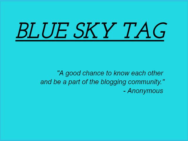 Blue Sky Tag