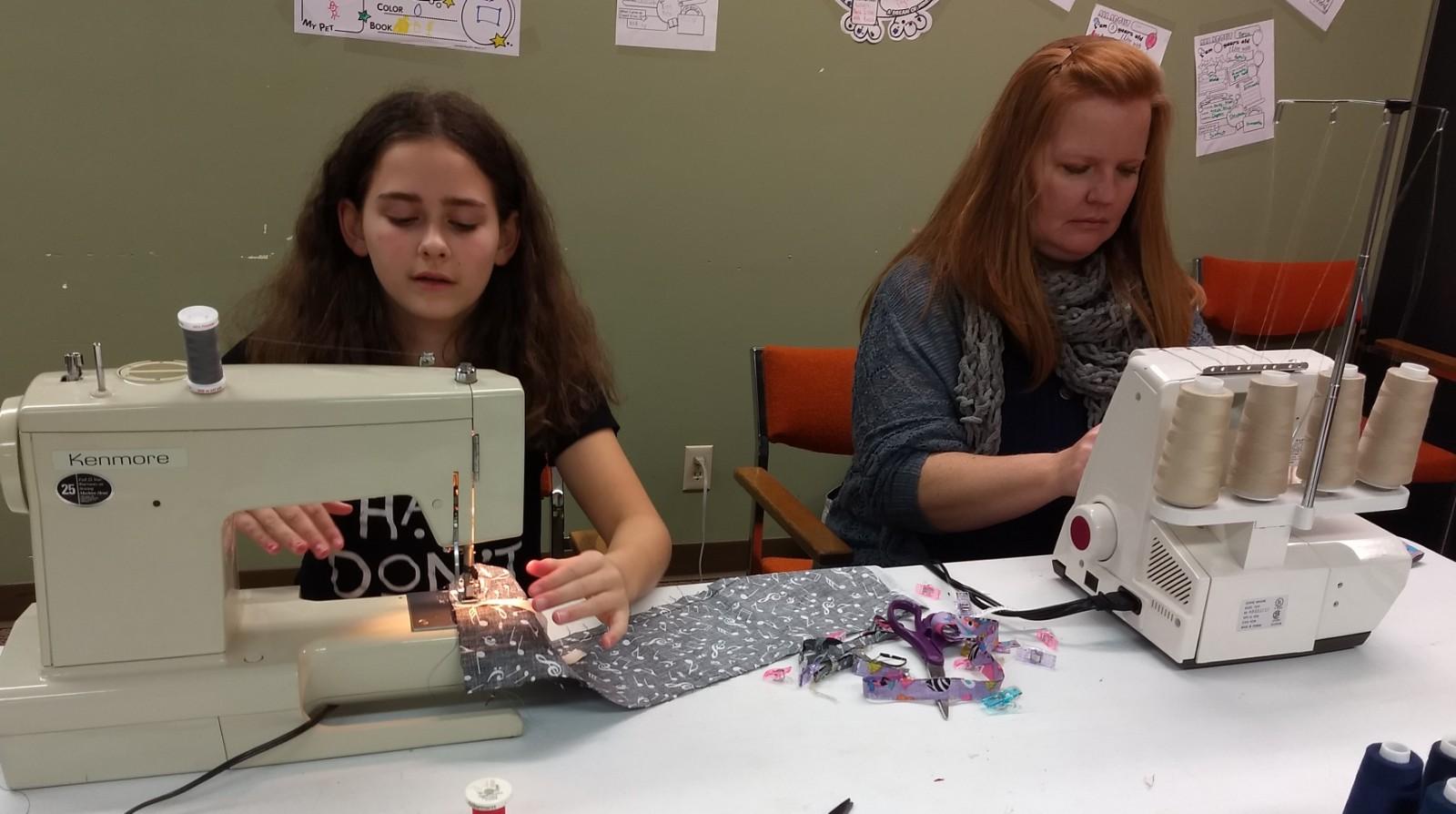Sewing Machine Mavin