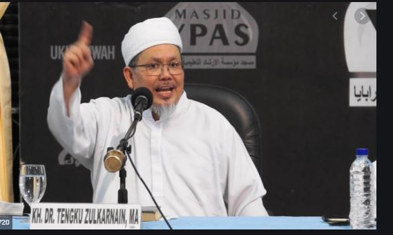 Tolak Sertifikasi Dai, Ustadz Tengku: Puluhan Juta Dai Bakal Kena Sweeping