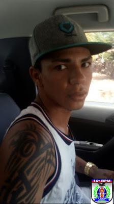 Jovem é preso acusado de assalto a posto de combustível em São Benedito/MA