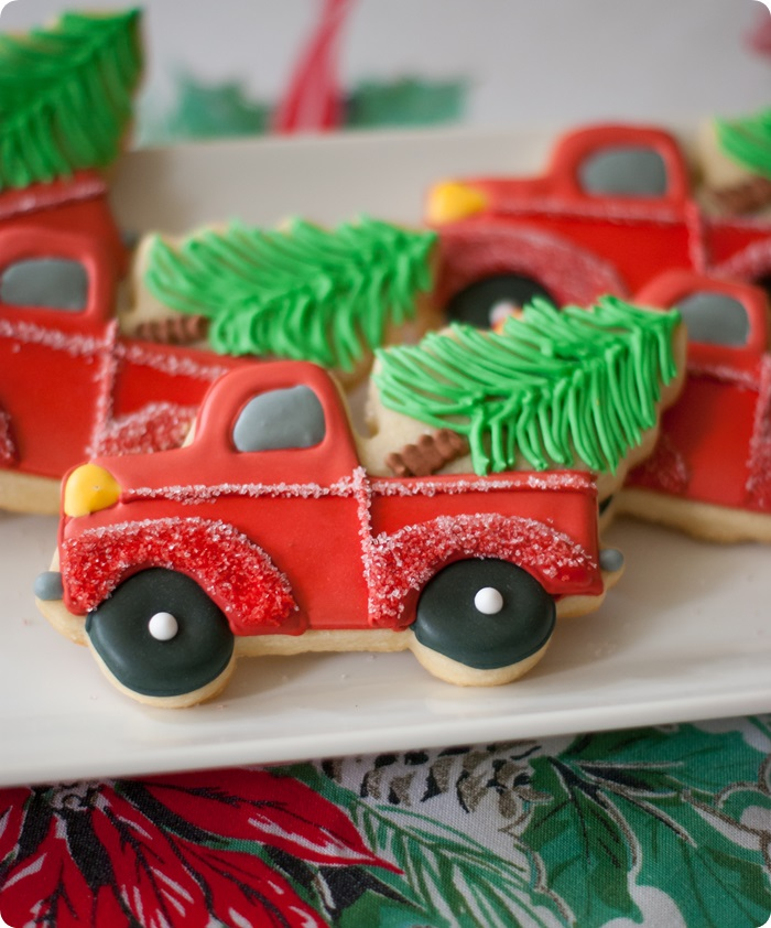 perfect cut-out cookies for decorating cookies
