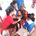 Babinsa 1312-07/Miangas Dampingi Tim Kesehatan Puskesmas Nusantara