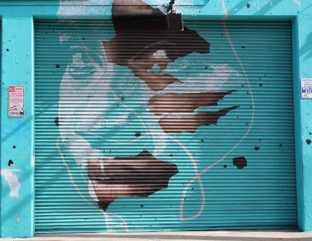 LA Arts District Murals