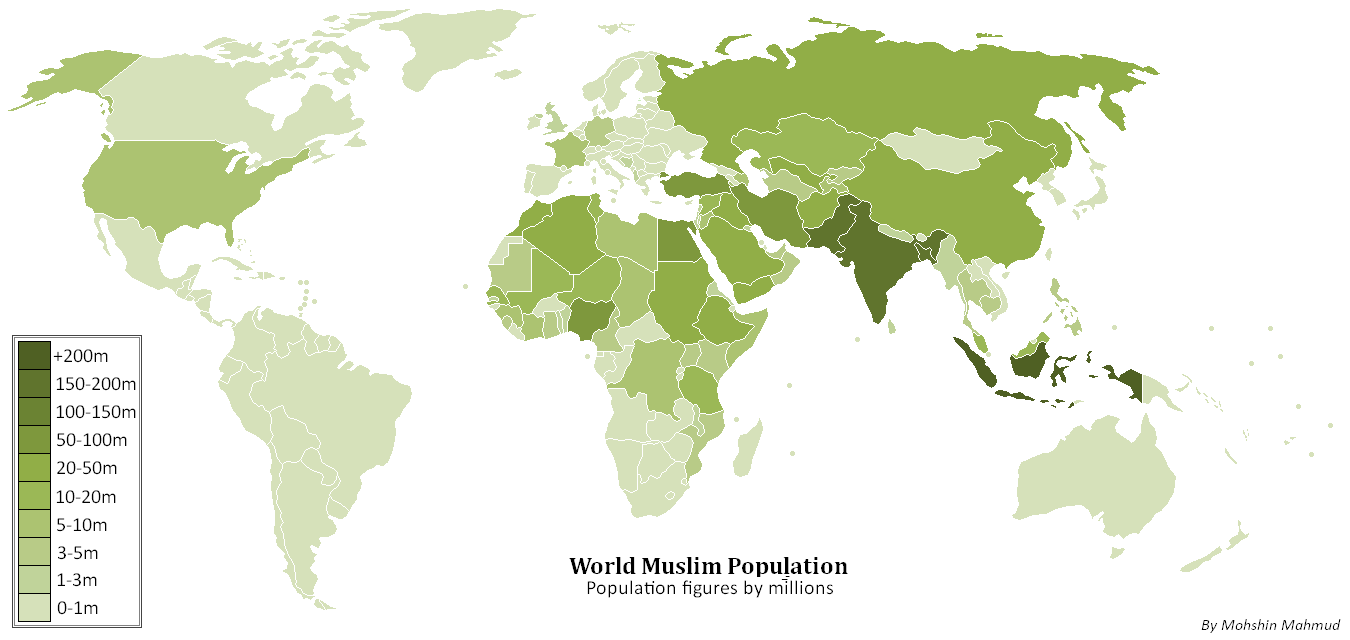 Moslems Muslime