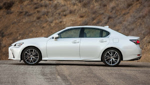 2019 Lexus GS Review