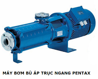 Máy bơm nước ly tâm trục ngang Pentax Ultra 5V