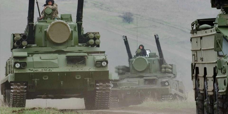 КБ Логіка поставить ЗСУ тренажер ЗРГК Тунгуска