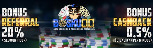 BoskuQQ: Situs DominoQQ Terpercaya Di Indonesia Tahun 2020
