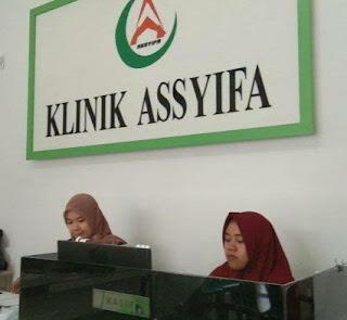 Loker Klinik Assyifa
