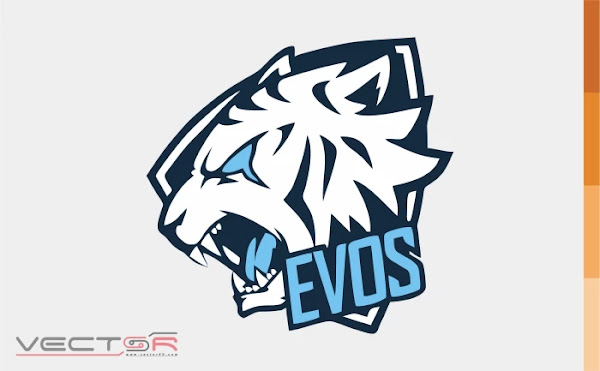 EVOS Esports Logo - Download Vector File AI (Adobe Illustrator)