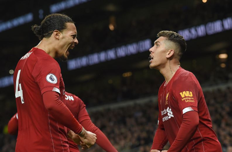 Firmino-and-VVD-celebrate-goal