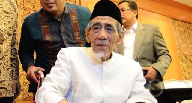 Lintas Agama Semarang Ingin Mbah Moen Jadi Pahlawan Nasional