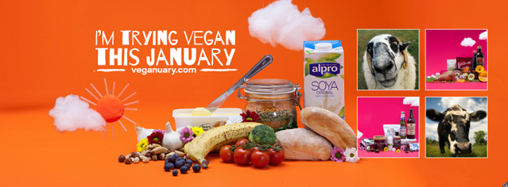Veganuary - find out more