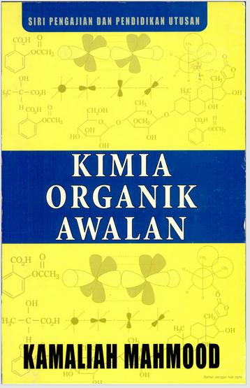 21 april 2011 halaman : BUKU KIMIA, KIMIA ORGANIK AWALAN | kimiawan dunia