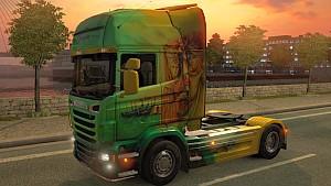 Venezia Scania R skin