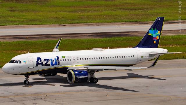 Azul implementa tecnologia que rastreia bagagem de Clientes em todos os voos da companhia