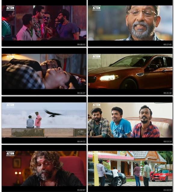 Pokkiri Simon 2017 Hindi Dubbed 720p WEBRip