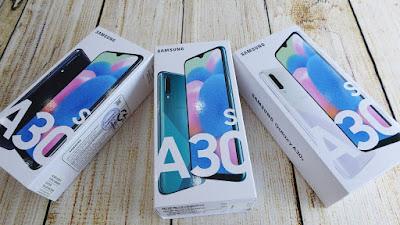 Inilah Kelebihan dan Harga Samsung Galaxy A30S