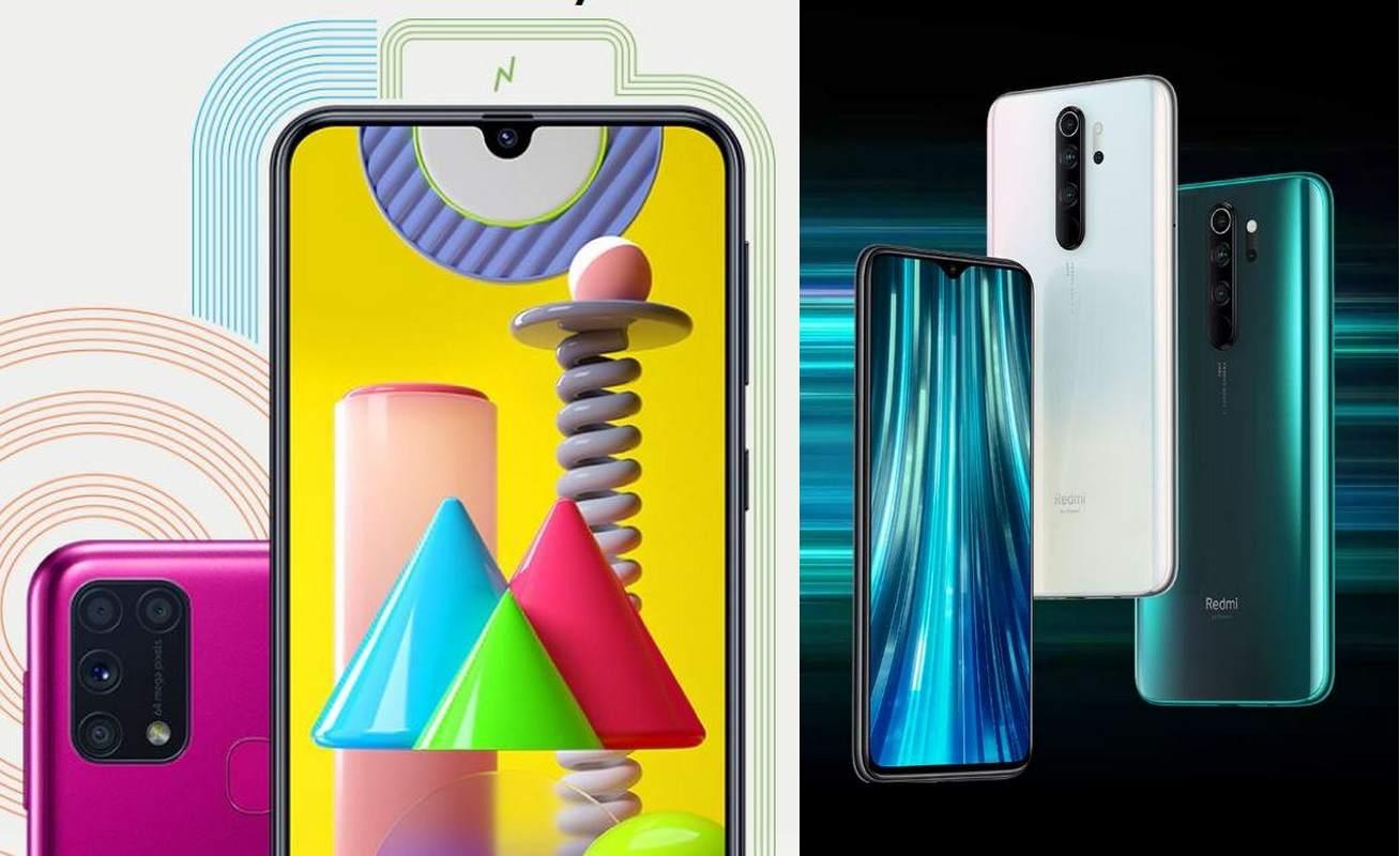 Duel Samsung Galaxy M31 vs Xiaomi Redmi Note 8 Pro, Pilih Mana?
