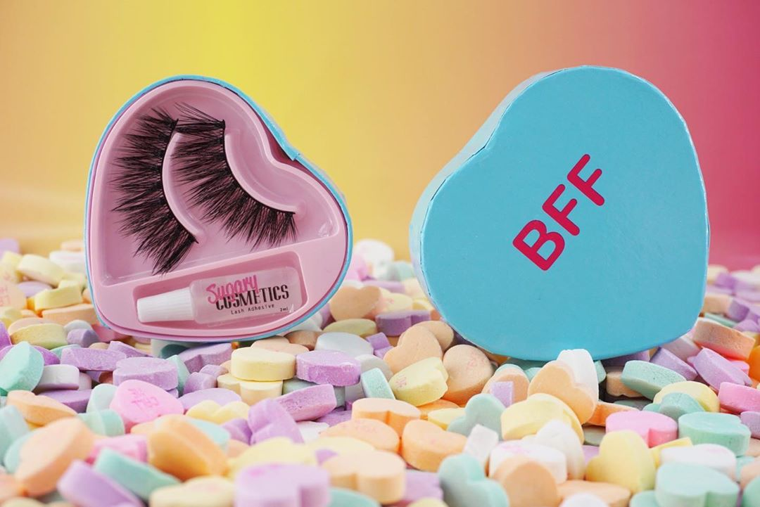 Sweetheart Lashes by Sugary Cosmetics