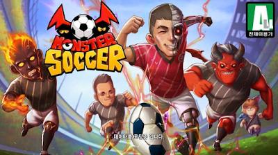 Download Monster Soccer v1.0.5 Apk Android