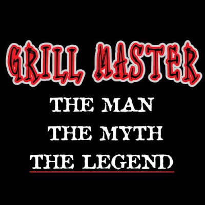 Perfect for the individual who has mastered his grill!
