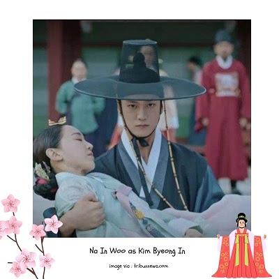 Kim Byeong In memendam cinta ke Ratu Cheorin