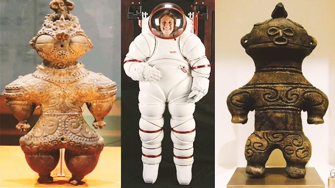 Dogu: Japan's Mysterious Prehistoric Astronauts