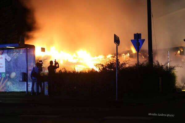 Ladenbrand Sankt Augustin Menden / eigene kleine Welt