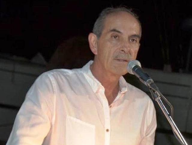 Συλλυπητήρια Γιάννη Γκιόλα για την απώλεια του Δημήτρη Σφυρή
