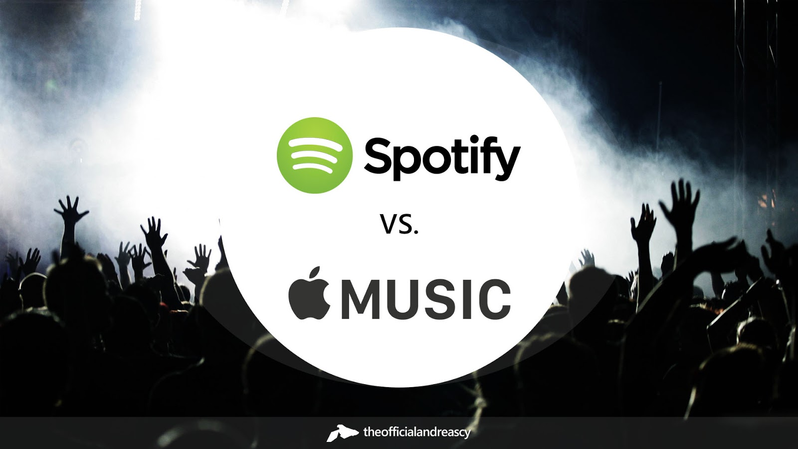 Spotify vs Apple Music; Where Does the Scale Lean?   THE OFFICIAL ANDREASCY   News to the core