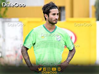 Sebastián Gamarra jugador de Oriente Petrolero - DaleOoo
