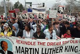 Martin Luther King Jr Day, MLK Day, Federal day USA
