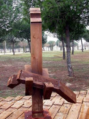 Monumentos a las victimas del Holocausto en Madrid