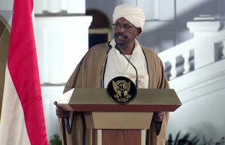 The veteran leader, who swept to power in a 1989 coup, was one of Africa's longest serving presidents.