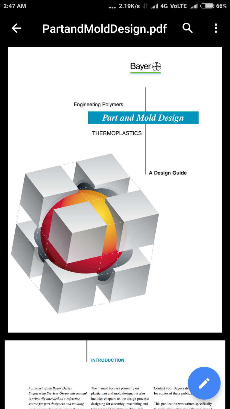 PART AND MOULD DESIGN BOOK PDF Download and Read online