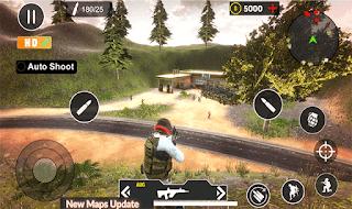 لعبة الرماية والبقاء على قيد الحياة PVP Shooting Battle 2020