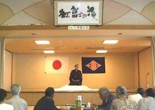 三遊亭楽春講演会 「笑いで健康落語講演会」