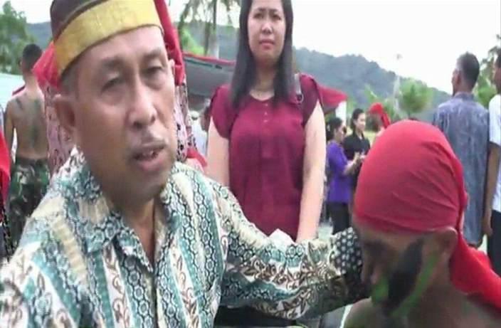 Bapaknya Tani Sedangkan Anaknya Parajurit TNI