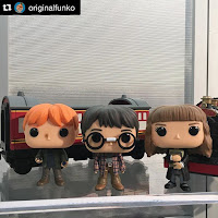 Toy Fair Harry, Hermione y Ron Funko Pop!