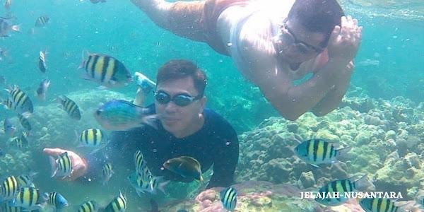konsumsi wisata private trip pulau harapan dua hari satu malam