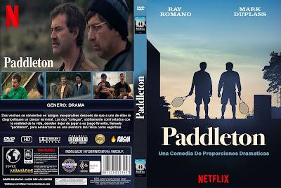 CARATULA PADDLETON - 2019 [COVER DVD]