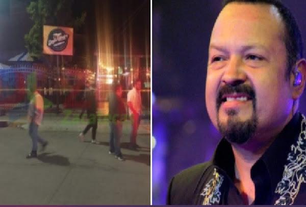 Asesinan en restaurante a jefe de escoltas de Pepe Aguilar